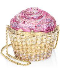 Judith Leiber - Cupcake Novelty Box - Lyst