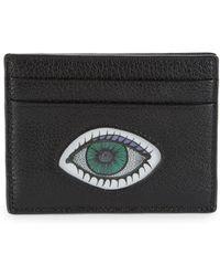 Paul Smith | Eye Leather Card Case | Lyst