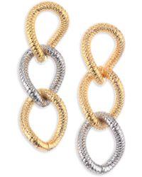 Vita Fede - Raffina Drop Earrings - Lyst