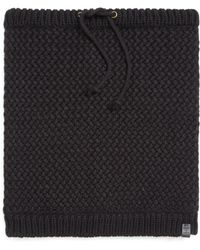 Bickley + Mitchell - Faux Sherpa-lined Woven Snood - Lyst