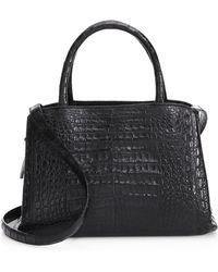 Nancy Gonzalez - Medium Center Zip Shoulder Bag - Lyst