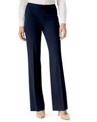 Lafayette 148 New York - Menswear Stretch-wool Pants - Lyst