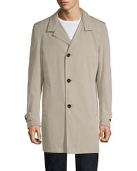 Strellson - Slim-fit Sonik Trench Coat - Lyst