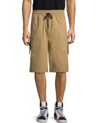 Public School - Duhrero Drawstring Shorts - Lyst