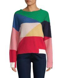 Joie - Megu Colorblock Knit Pullover - Lyst