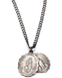 Miansai - Saints Necklace - Lyst
