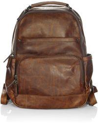 Frye | Logan Leather Backpack | Lyst