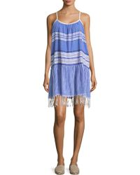 lemlem - Izara Beach Dress - Lyst
