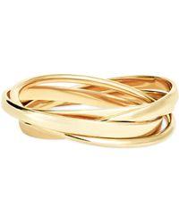Lana Jewelry - 15-year Anniversary 14k Yellow Gold Small Ring Set - Lyst