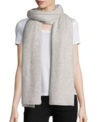 White + Warren - Cashmere Travel Wrap - Lyst