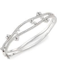 Hueb - Reverie Diamond & 18k White Gold Bracelet - Lyst
