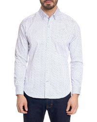Robert Graham - Mitchel Button-front Shirt - Lyst
