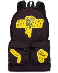 Off-White c/o Virgil Abloh - Patches Backpack - Lyst