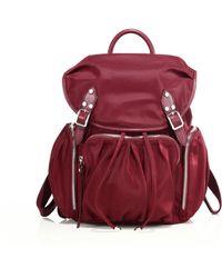 MZ Wallace - Marlena Bedford Nylon Backpack - Lyst