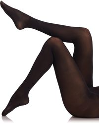Fogal - Velour Opaque Tights - Lyst