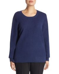 Saks Fifth Avenue - Collection Crewneck Cashmere Knitted Sweater - Lyst