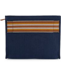 Loro Piana - Beach Cotton & Linen Pouch - Lyst