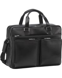 Porsche Design - Shyrt Leather Briefbag - Lyst