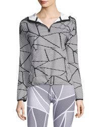 Beyond Yoga - Chromatic Hooded Pullover - Lyst