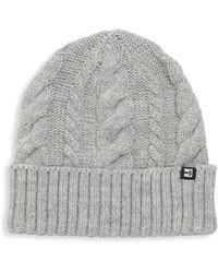 Block Headwear - Cable Cuff Beanie - Lyst