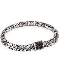 John Hardy - Sterling Silver Classic Chain Bracelet - Lyst