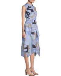 Lafayette 148 New York - Cordelia Cotton Shirt Dress - Lyst