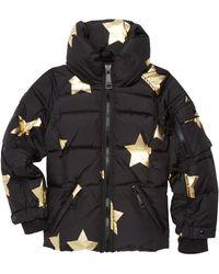 Sam. - Little Girl's Star Puffer Jacket - Lyst