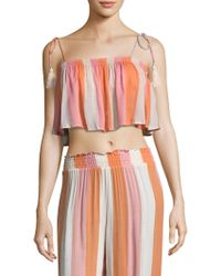 Cool Change - Ella Striped Top - Lyst