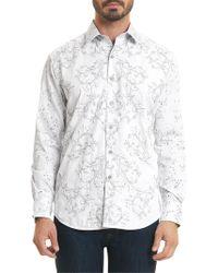 Robert Graham - De La Cruz Button-down Shirt - Lyst
