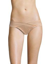 Natori - Precision Bikini Briefs - Lyst