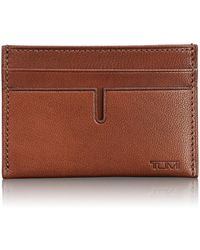 Tumi - Chambers Slim Card Case - Lyst