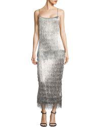 Rachel Zoe - Delilah Fringe Skirt - Lyst