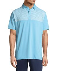 Peter Millar - Oberlin Enginee Shadow Polo - Lyst