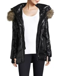 Sam. - Millennium Fur Down Jacket - Lyst