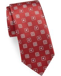 Brioni - Ornate Silk Tie - Lyst