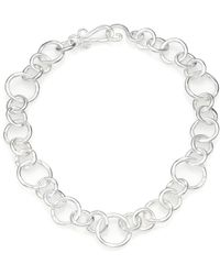 Stephanie Kantis | Coronation Large Chain Necklace/18 | Lyst