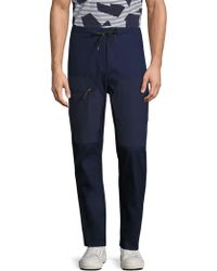 Madison Supply - Solid Track Trousers - Lyst