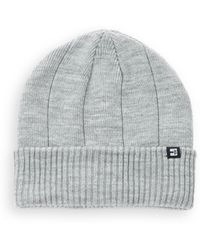 Block Headwear - Martini Knitted Cotton Beanie - Lyst