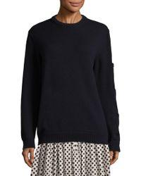 Sara Lanzi | Wool & Cashmere Pullover | Lyst
