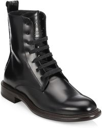 Brunello Cucinelli - Paddock Leather Boots - Lyst