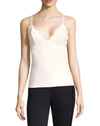 Natori - Element Lace Cami - Lyst