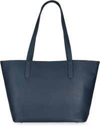 Gigi New York - Teddie Leather Tote Bag - Lyst