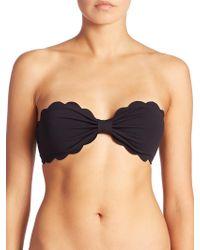 Marysia Swim - Antibes Scalloped Bikini Bottom - Lyst