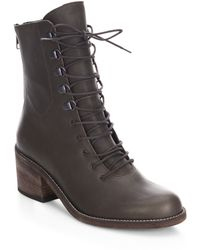 LD Tuttle - The Below Mid Calf Leather Boots - Lyst