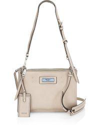 60300839b70731 Prada - Women's Etiquette Crossbody Bag - Pomice - Lyst