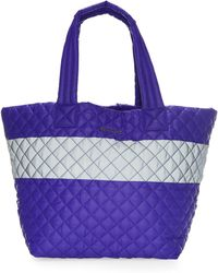 MZ Wallace - Medium Oxford Metro Nylon Tote - Lyst