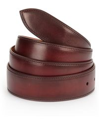 Corthay - French Leather Belt - Lyst