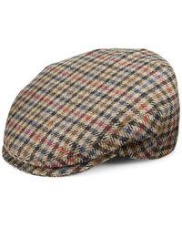 Saks Fifth Avenue Collection Tweed Earflap Cap - Multicolour