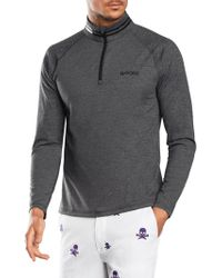 G/FORE - Mid-layer Quarter Zip Pullover - Lyst