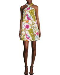 Trina Turk - Cedar Shift Dress - Lyst
